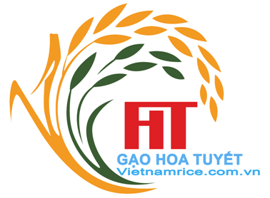 logo  KMD rice, fragrant rice, vietnam rice